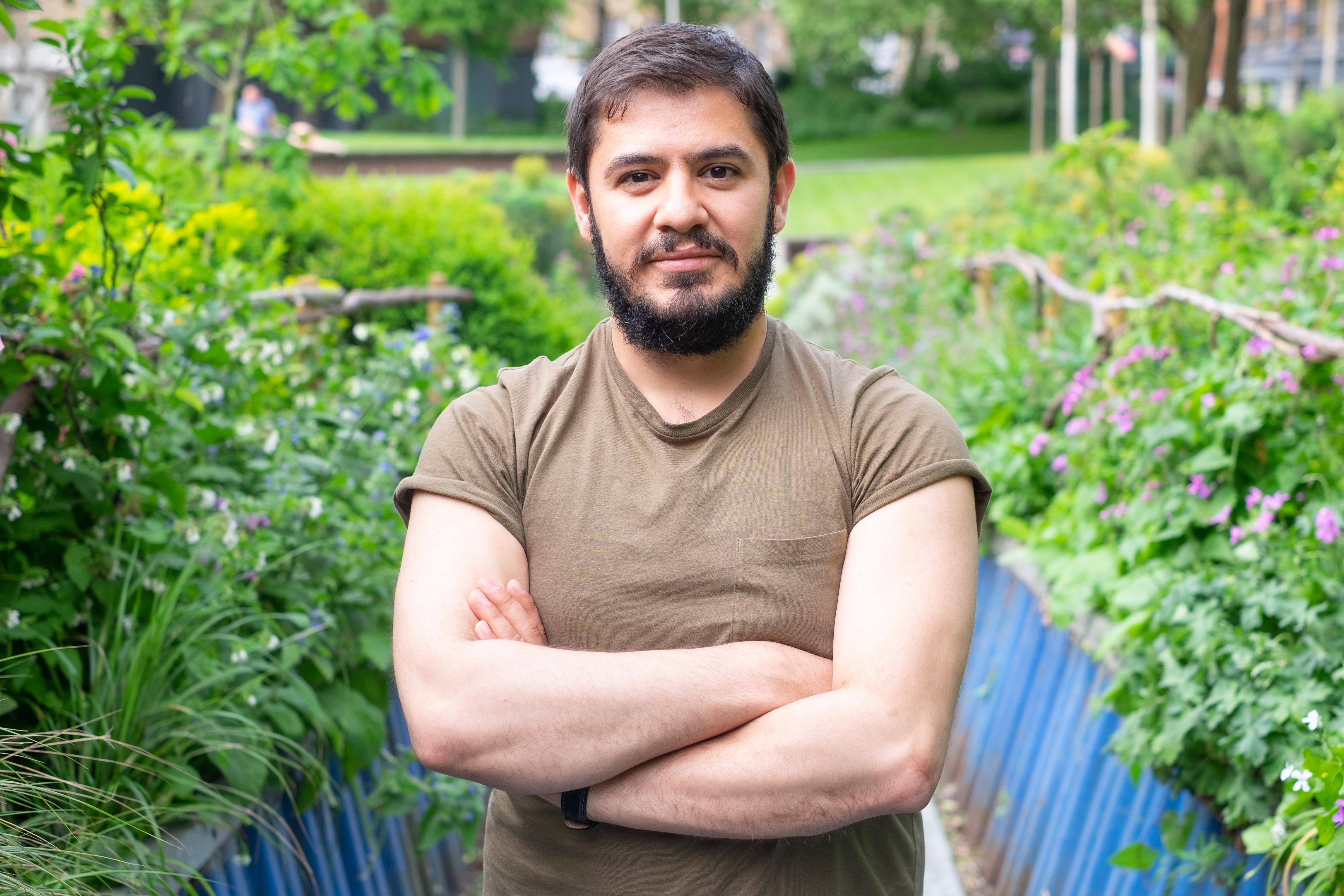 Eiad from Syria